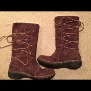 Brown Uggs (Sz 7)